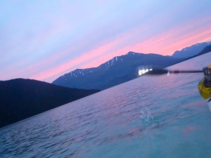 Kenai Lake Sunset